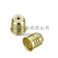 E10-S3 小燈泡電珠座, E10-S3 Miniature Edison Screw Bases(Flashlight lamp)