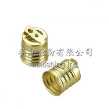 E10-S5 有尾型燈座, E10-S5 Miniature Edison Screw Bases(Flashlight lamp)